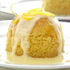 Canary steamed pudding | Cat's Kitchen